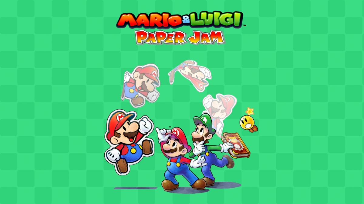 Mario & Luigi: Paper Jam Developers Discuss Game