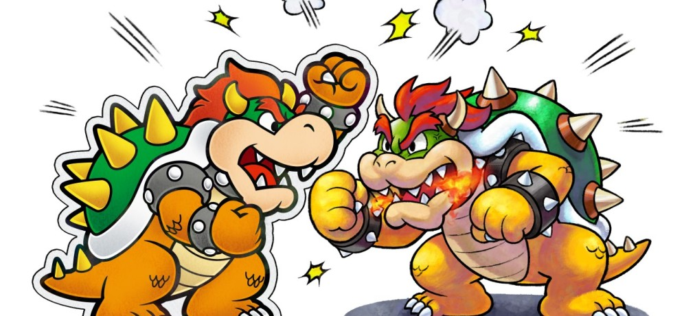 Search Results For Mario Luigi Paper Jam Bros My