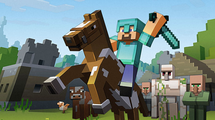 Minecraft Wii U Also Coming To Retail At LaterDate