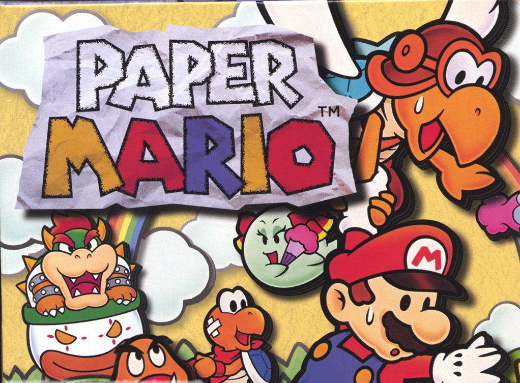 Video: 107 Facts About PaperMario