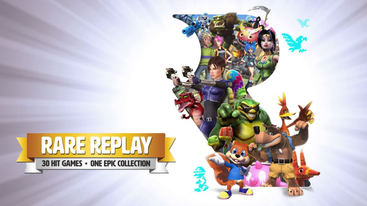 Rare Reconfirms Rare Replay Is Staying On Xbox One
