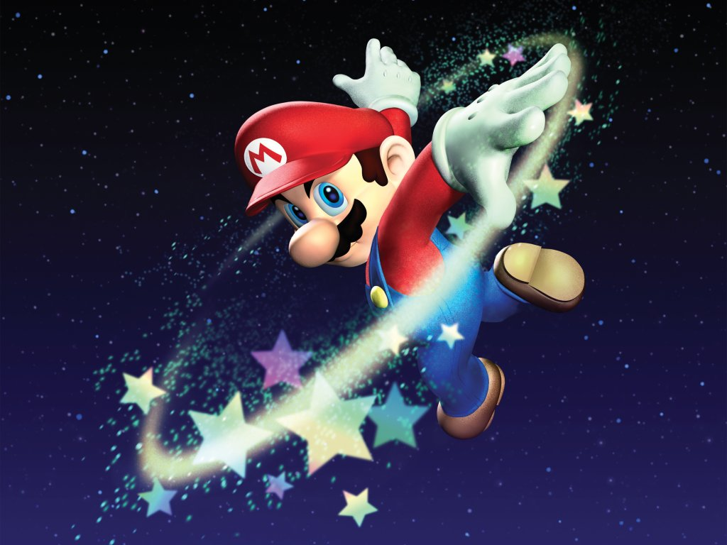 Europe: This Week's Nintendo Downloads Include Super Mario Galaxy
