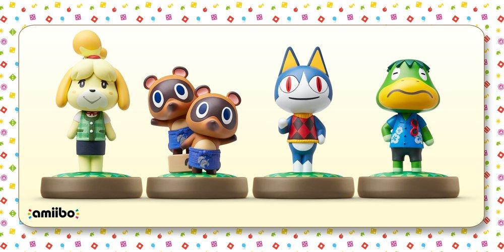 You Can Now Pre-Order Animal Crossing Wave Three Amiibo on Amazon UK