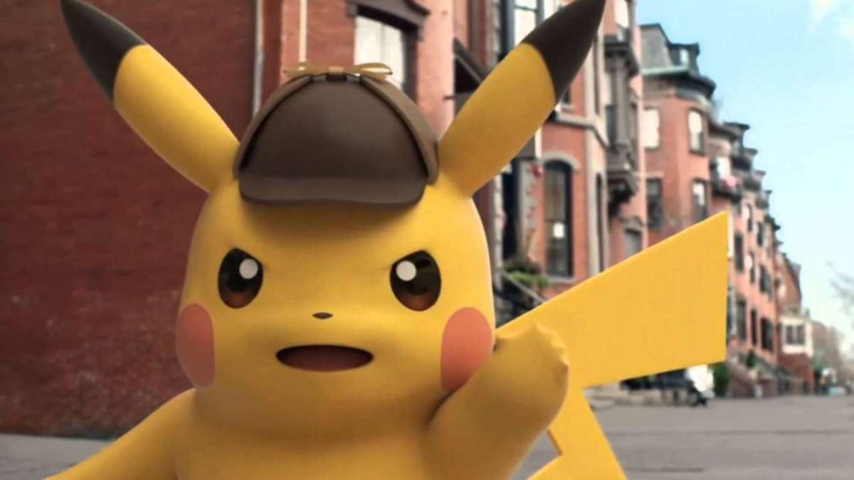 Rumour: Detective Pikachu Could Be Episodic