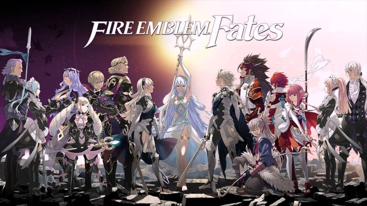 Nintendo Lists Details Of DLC Map Pack One For Fire Emblem Fates - Fire emblem fates map pack 3 us