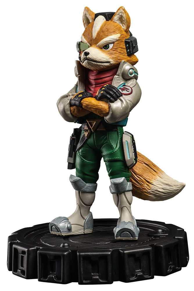 Check Out This $80 Fox McCloud Stone Figure