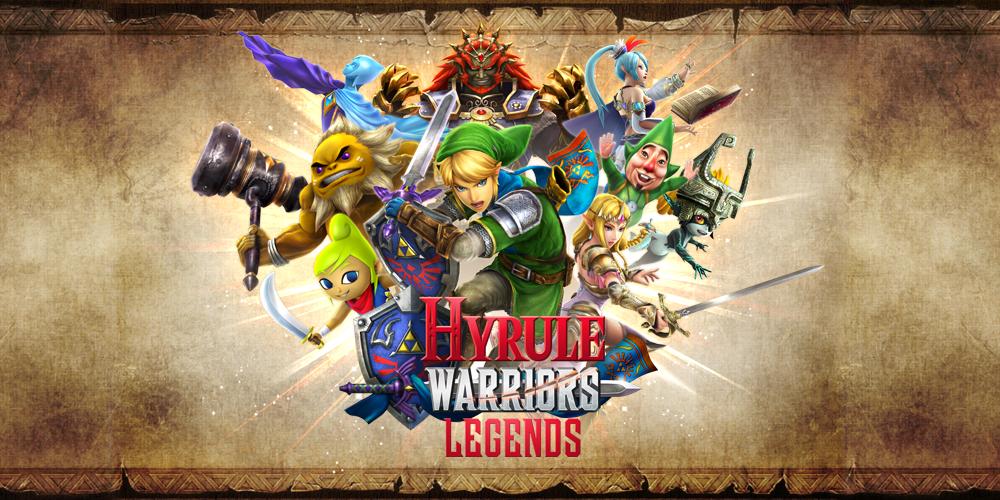 Video: Hyrule Warriors: Legends Skull KidGameplay