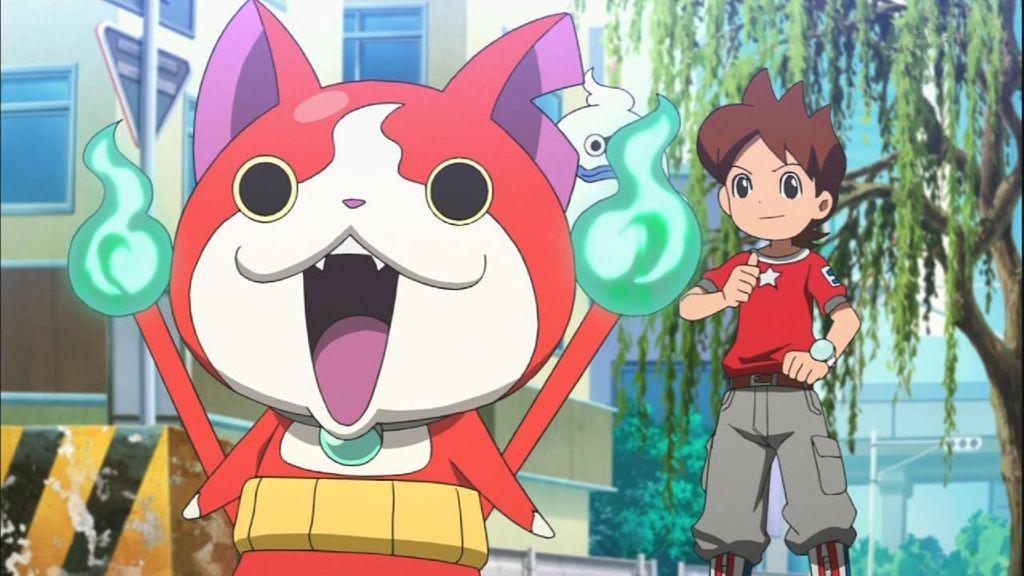 Yo-Kai Watch Series Coming To The UK ThisSpring