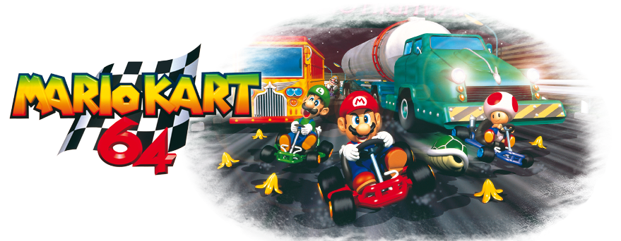 Video: Mario Kart 64 European Wii U Virtual ConsoleTrailer