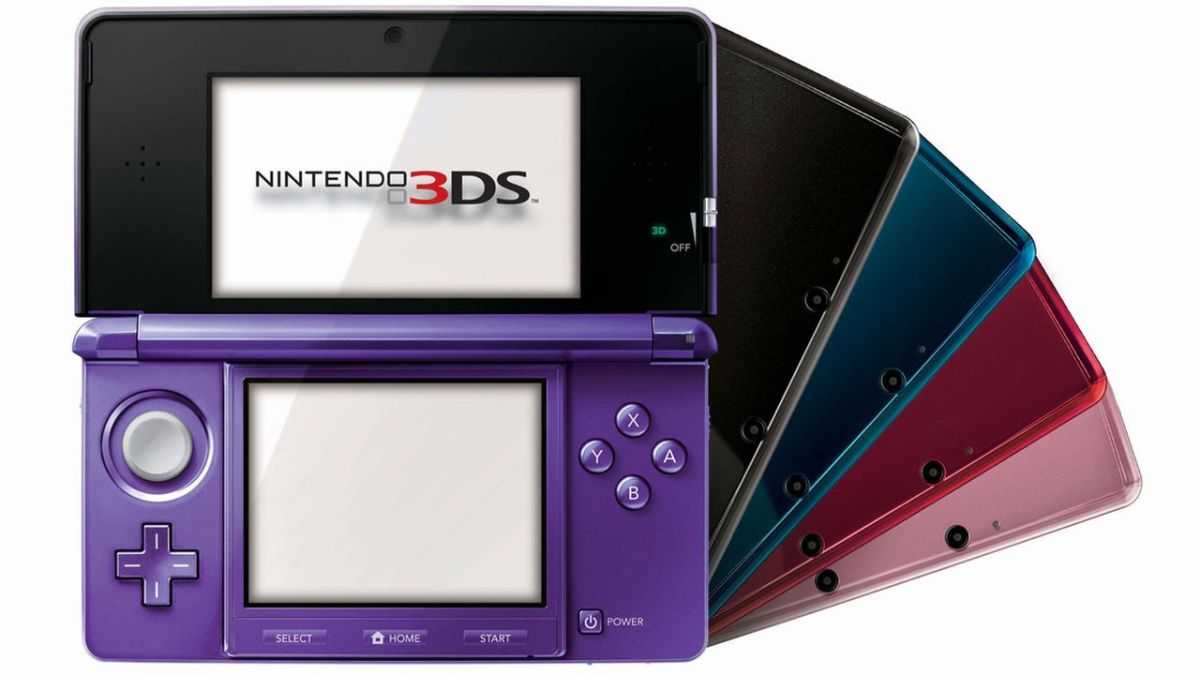 Nintendo 3DS Gets Its First Update Of 2016
