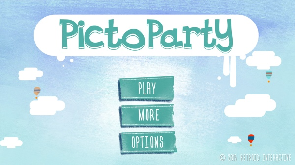 PictoParty_Menu
