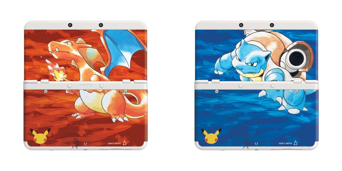 Best Buy: New Nintendo 3DS Pokemon 20th Anniversary EditionUp