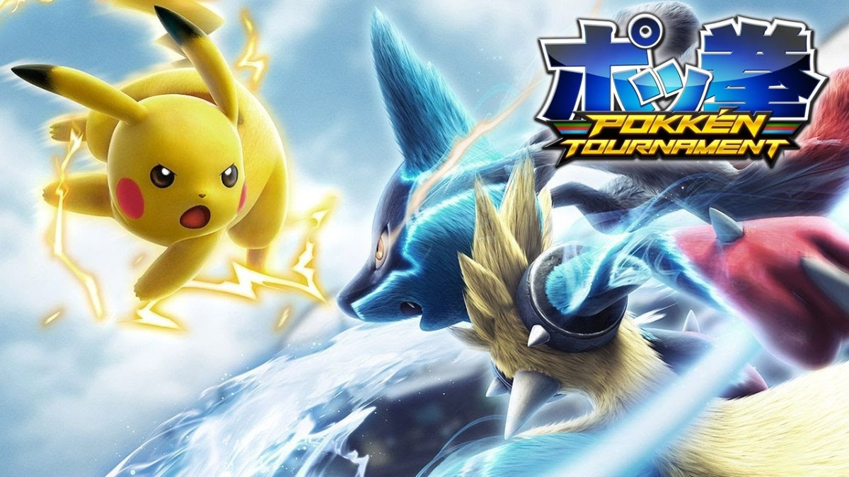 eShop: Pokken Tournament Listing Says It's Just Over 4GB