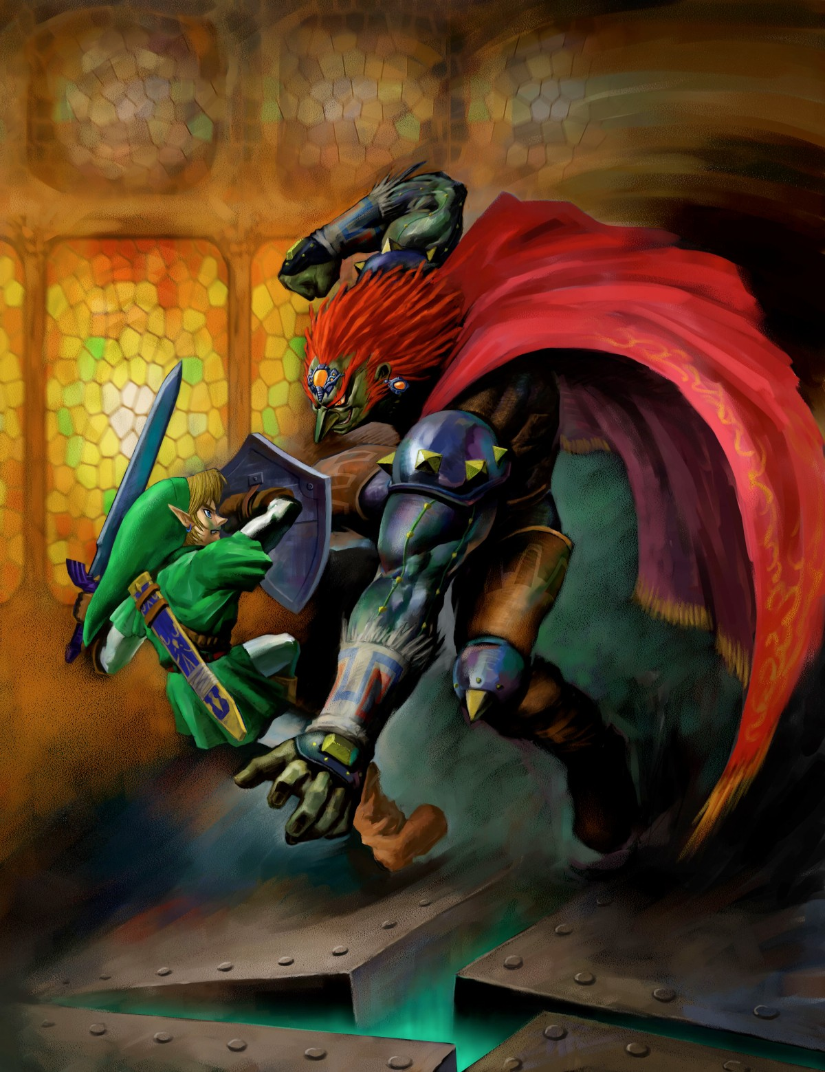 Blind Zelda Fan Completes Ocarina Of Time After Five Years