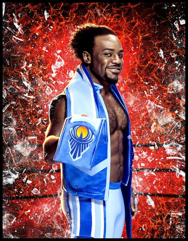 wwe_superstar_Xavier_Woods