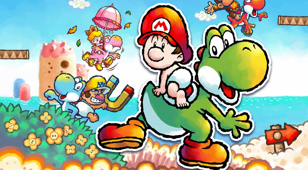 video yoshi�s island ds � defeating all bosses with no