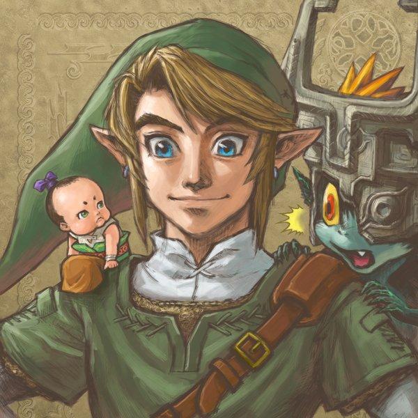 Malo Running Zelda's Official Twitter For Twilight Princess HDInfo