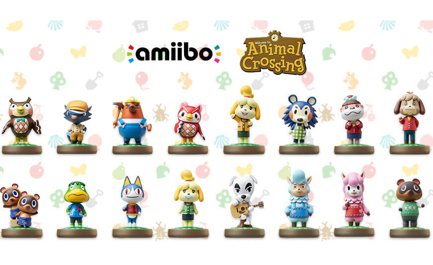 Nintendo Uk Win Every Animal Crossing Amiibo My