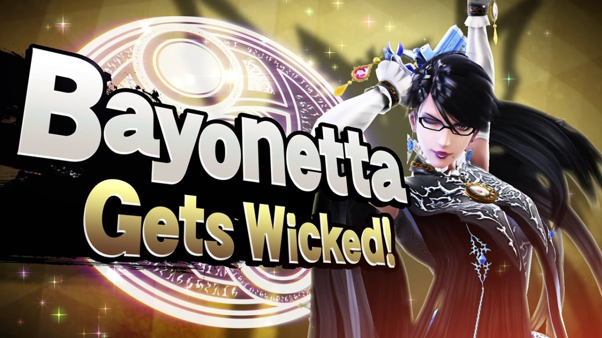 Video: 140 New Bayonetta, Corrin and Mii FighterScreenshots