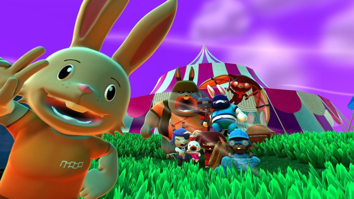 Blast 'Em Bunnies Launches On PlayStation 4, Xbox One, Nintendo 3DS And PlayStation Vita On 8 To 11 March 2016