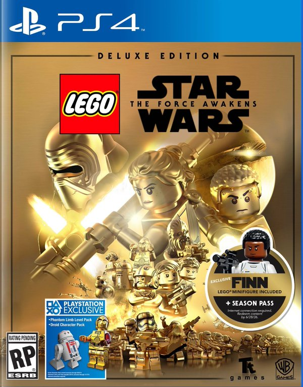 Warner Bros Confirms LEGO Star Wars The Force Awakens For Wii U And Nintendo 3DS