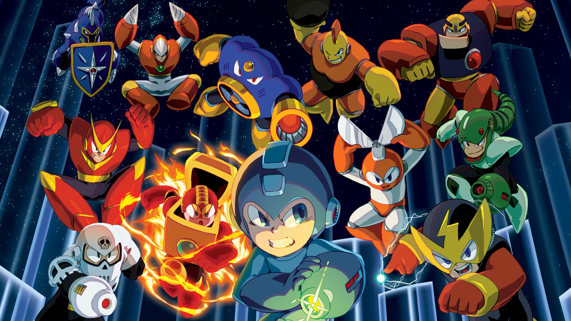 Capcom Removes Download Banner From Mega Man 1 2 Nintendo Switch Box Art My Nintendo News
