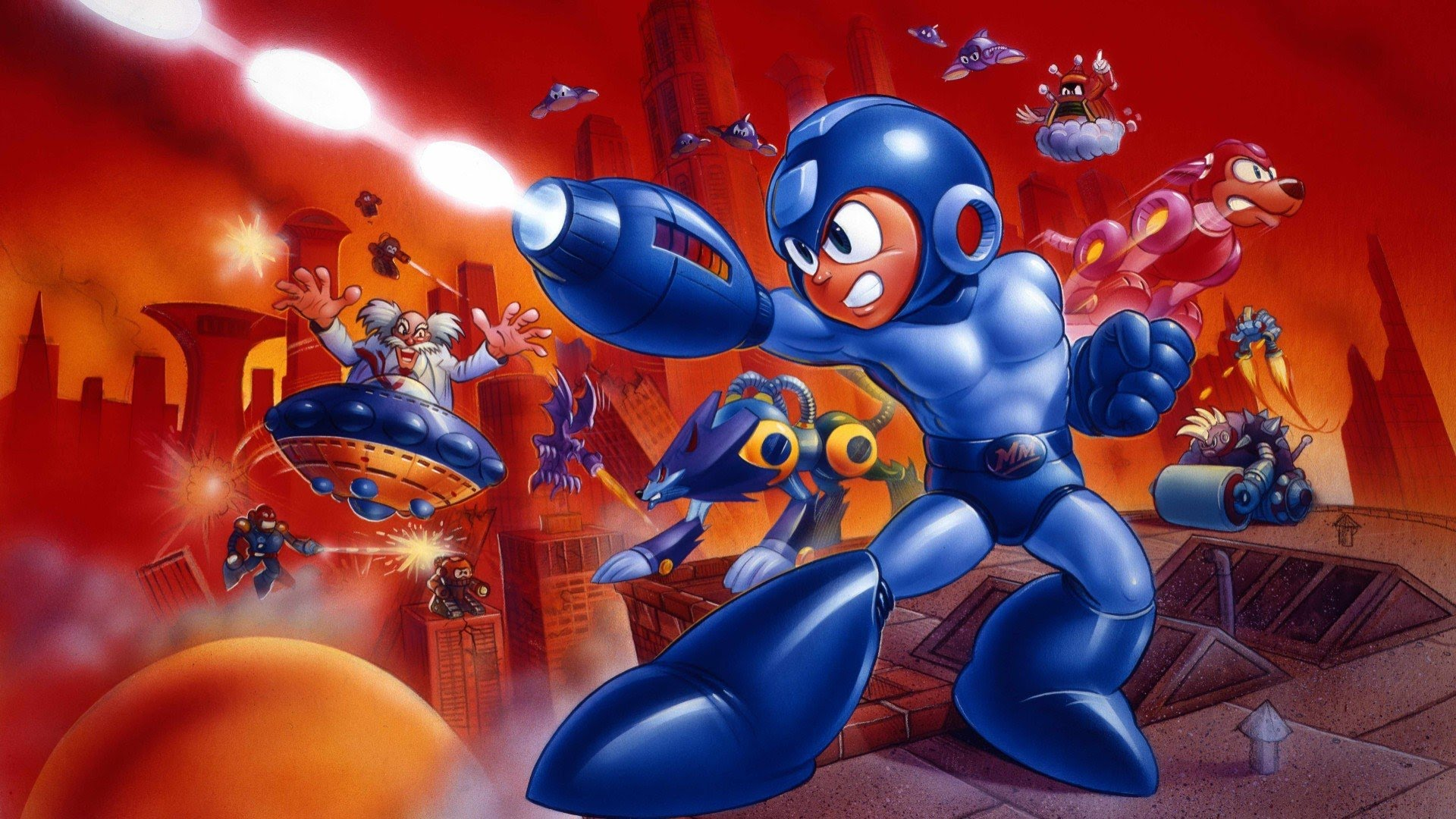 TEST. Megaman Legacy Collection - Le retour d'une licence phare 2