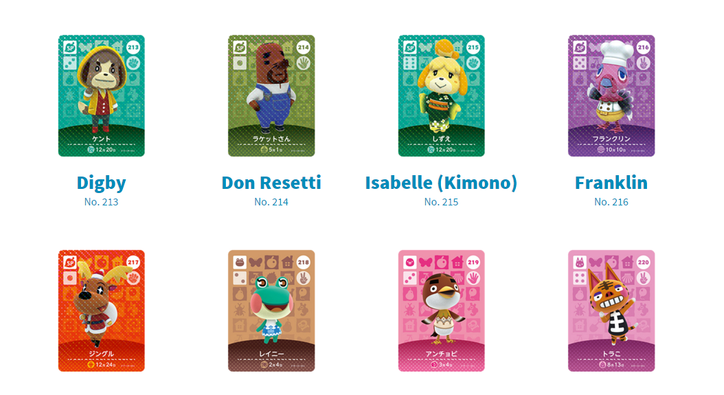 EU: Series 3 Animal Crossing Amiibo Cards And Album Arriving March18