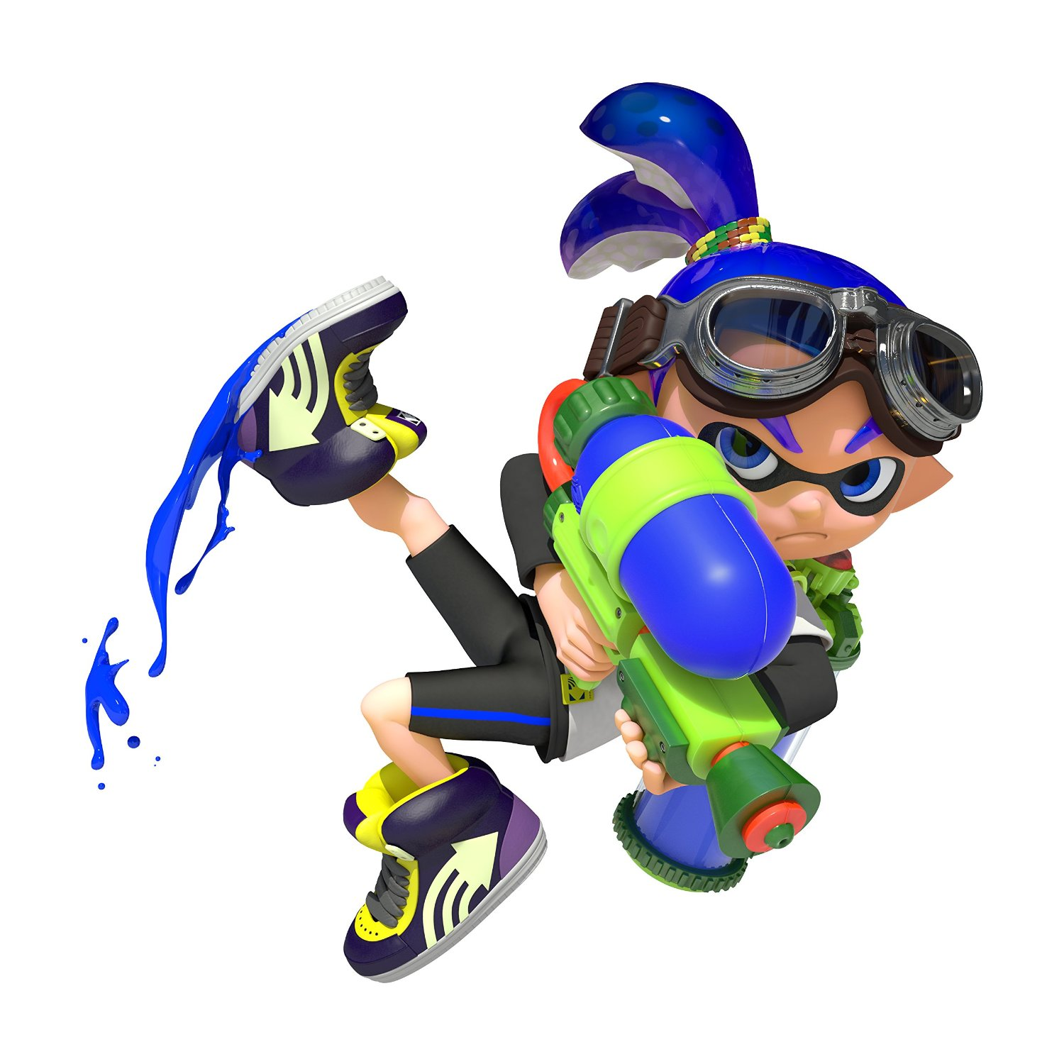 Show Off Your Skills In The Splatoon U.S. Inkling Open Tournament For A Chance To Win A Trip To E3 2017