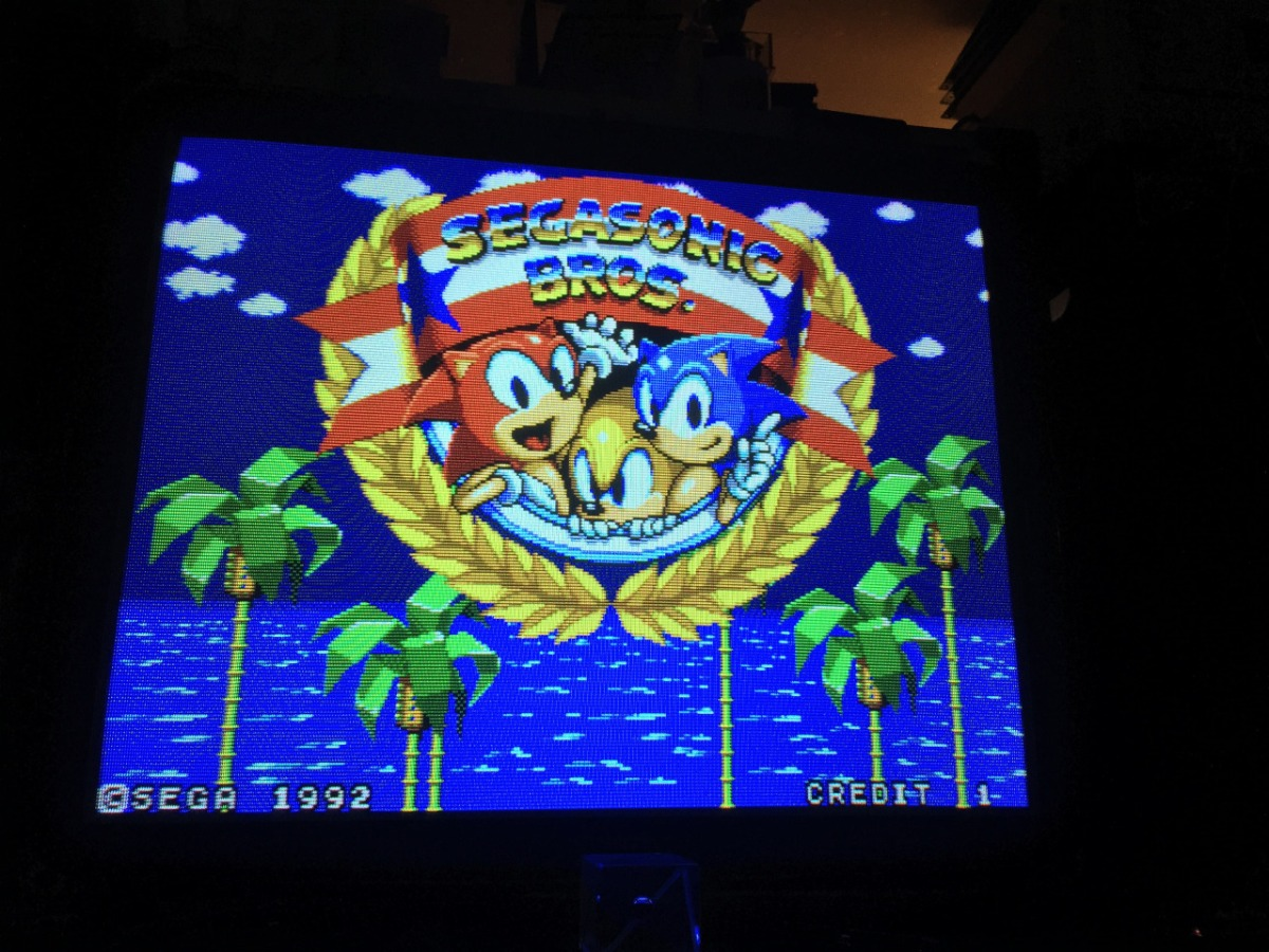 A Lost And Cancelled Sonic Arcade Game Has Been Discovered