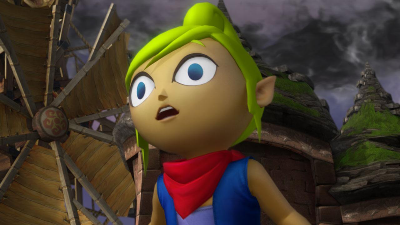 Video Check Out The Hyrule Warriors Legends Link S Awakening Pack Dlc Trailer My Nintendo News
