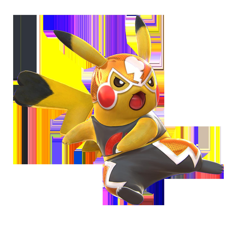 Pokken Tournament Pikachulibre My Nintendo News