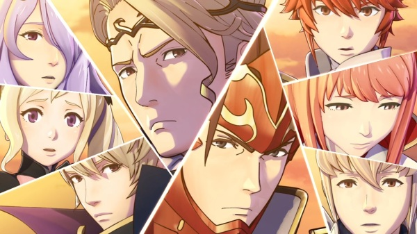 Now's the time to choose; fight with Nohr or Hoshido.