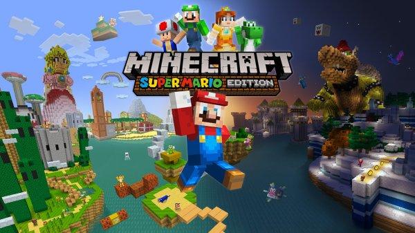 Minecraft_Mario