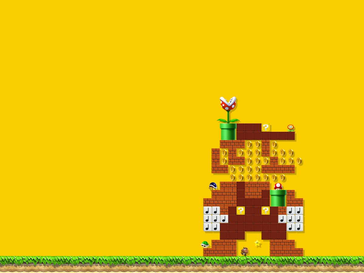 UK: Super Mario Maker For Nintendo 3DS Pre-Order Bonuses ...