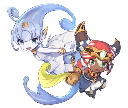 EVER OASIS Ever_oasis_art3