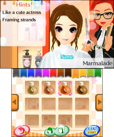 Style Savvy Fashion Forward How To Unlock Hairstyles