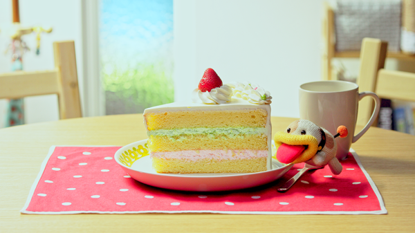 yoshis_woolly_world_poochy_cake