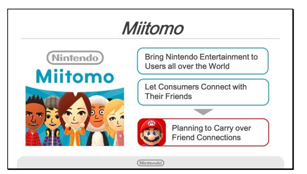 Resultado de imagen de Miitomo Version 2.2.0