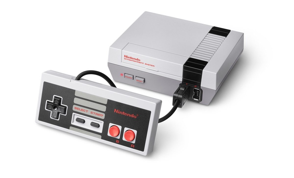 nes classic mini currently available on the gamestop. Black Bedroom Furniture Sets. Home Design Ideas