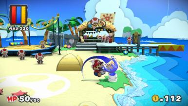 Life's a beach. No, really.