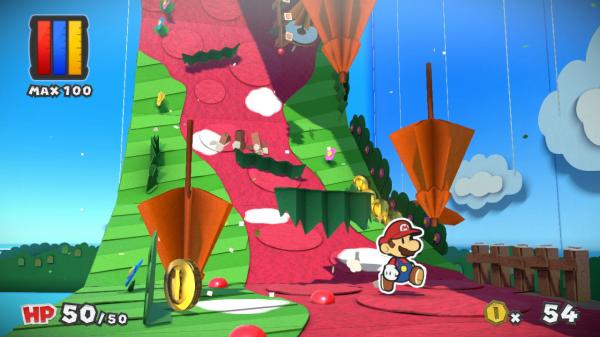 RUN, Mario, RUN.