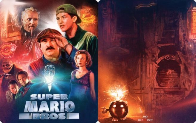 Super Mario Bros. The Movie Is Getting A Blu-Ray Release