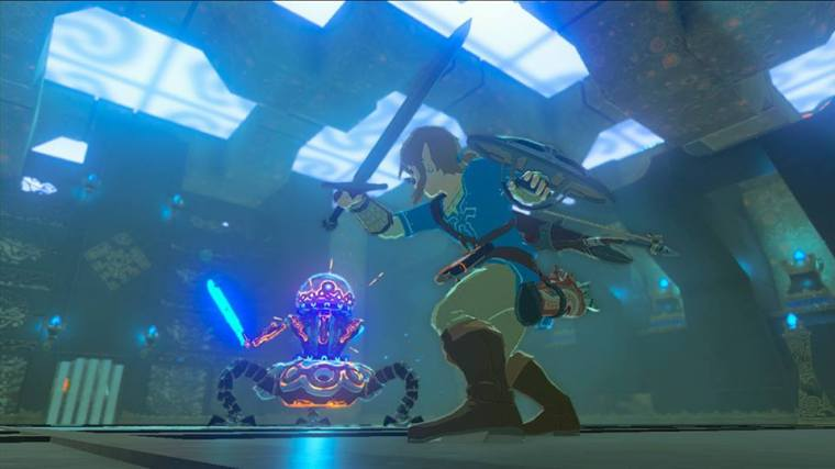 the_legend_of_zelda_breath_of_the_wild_link_and_guardian