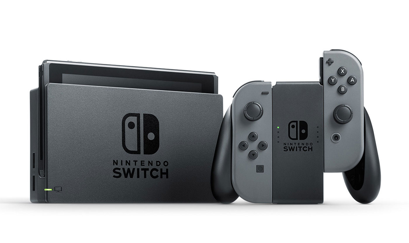 GameStop Reserves All Of Its Initial Nintendo Switch Allocation