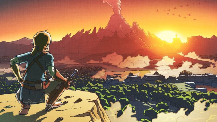 the_legend_of_zelda_breath_of_the_wild_new_year_artwork