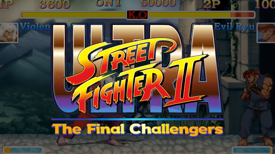 Capcom Says Switch Support Could Be Determined By Sales Of Ultra Street Fighter 2