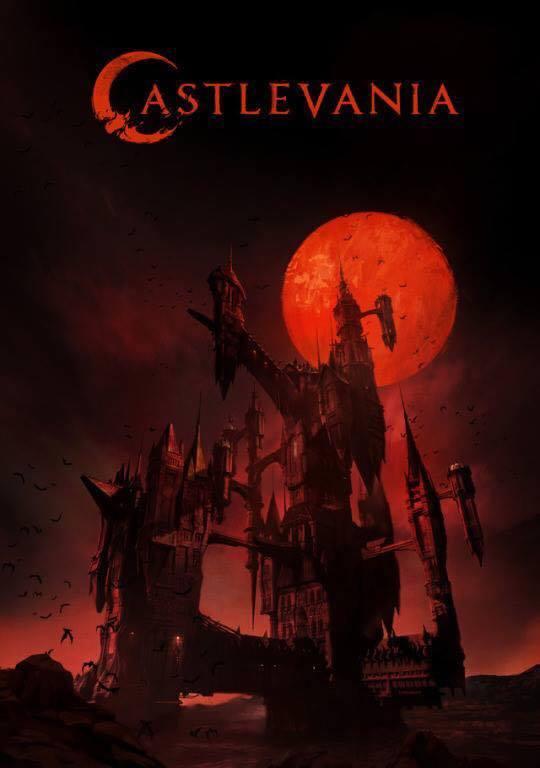 castlevania_netflix_poster
