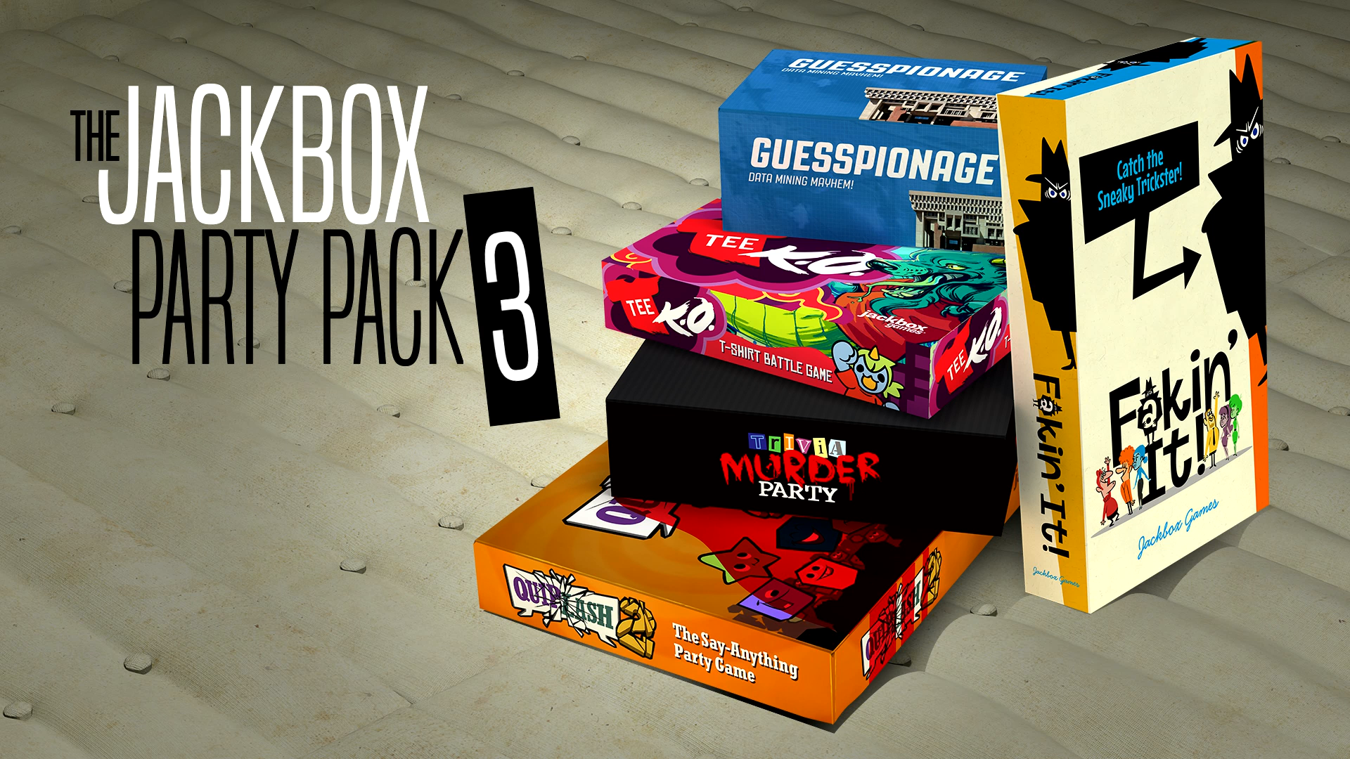 Jackbox Party Pack 3 Coming To The Nintendo Switch eShop On April 13th