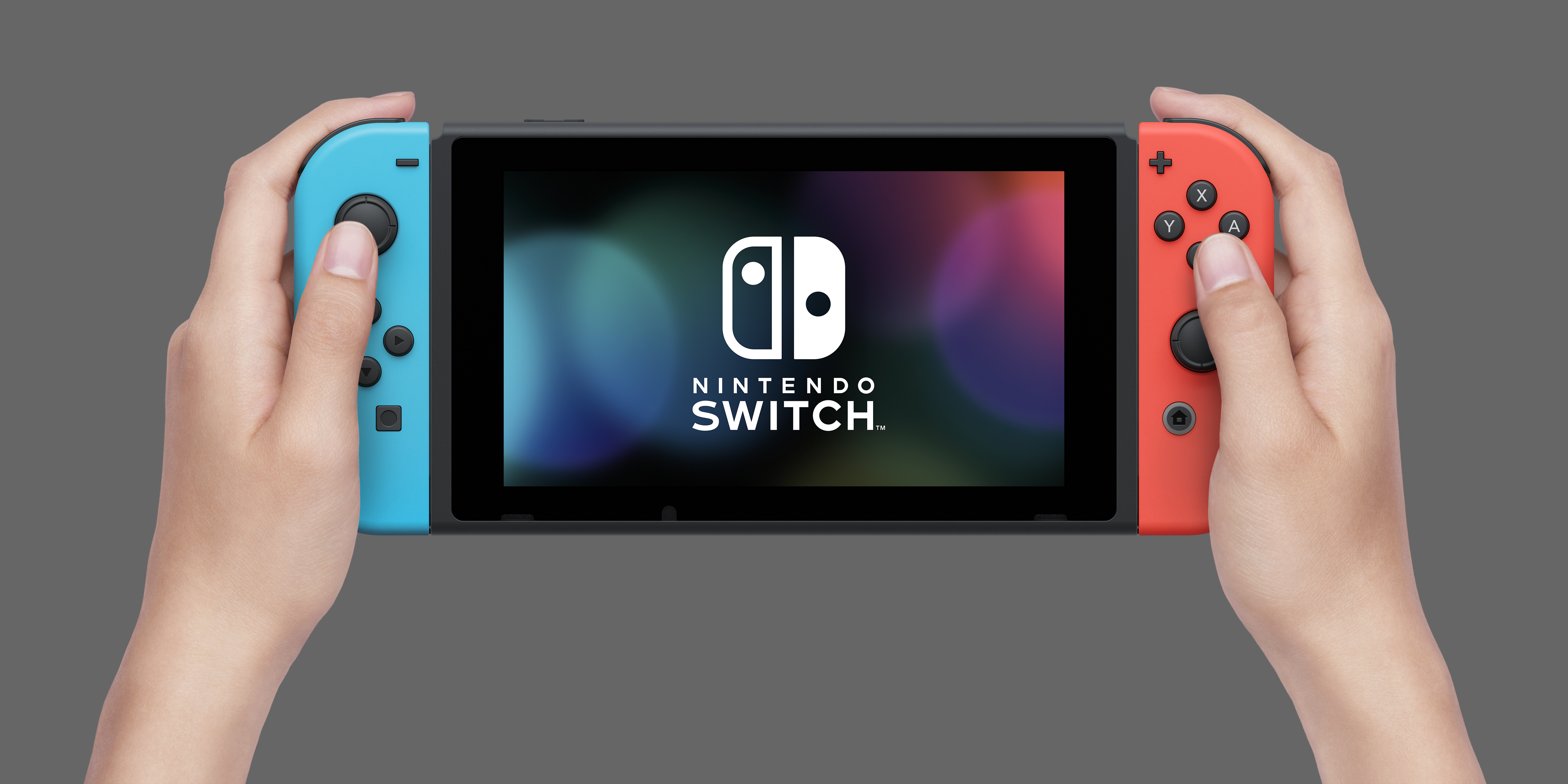 Gallery: The Temperature Of Nintendo Switch During Play Thanks To Thermal Imaging Infrared Camera Images